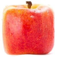 Pixwords The image with apple. red, yellow, eat, food Sergey02 - Dreamstime